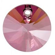Swarovski Elements přívěsky 6428 – Rivoli – Lilac Shadow - 6mm