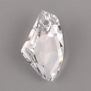 Swarovski Elements přívěsky 6656 – Galactic Vertical – Crystal CAL - 27mm