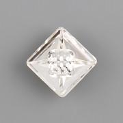VISION Square Swarovski Elements 4481 – Crystal Foiled - 12mm