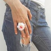 Kurz květinového šperku s VENEBENE Praha