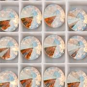 1122 Silk Shimmer Rivoli Swarovski