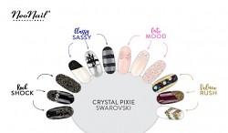 Vzorník Swarovski Crystal Pixie - kamínky na nehty