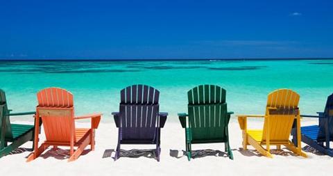 top-koralky maji dovolenou