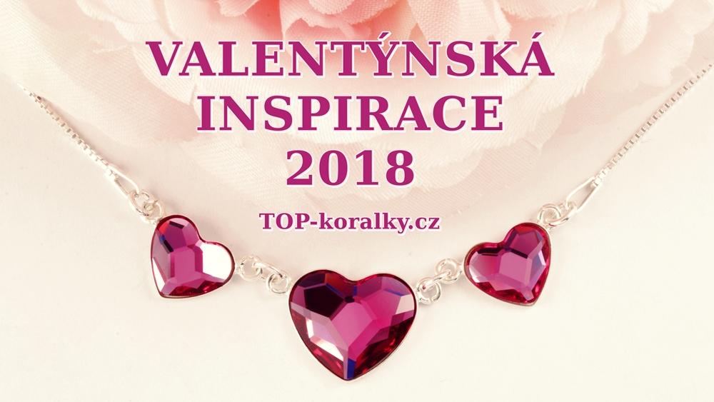 025abff04 Valentýnské šperky - romantický náhrdelník se srdíčky Swarovski ...
