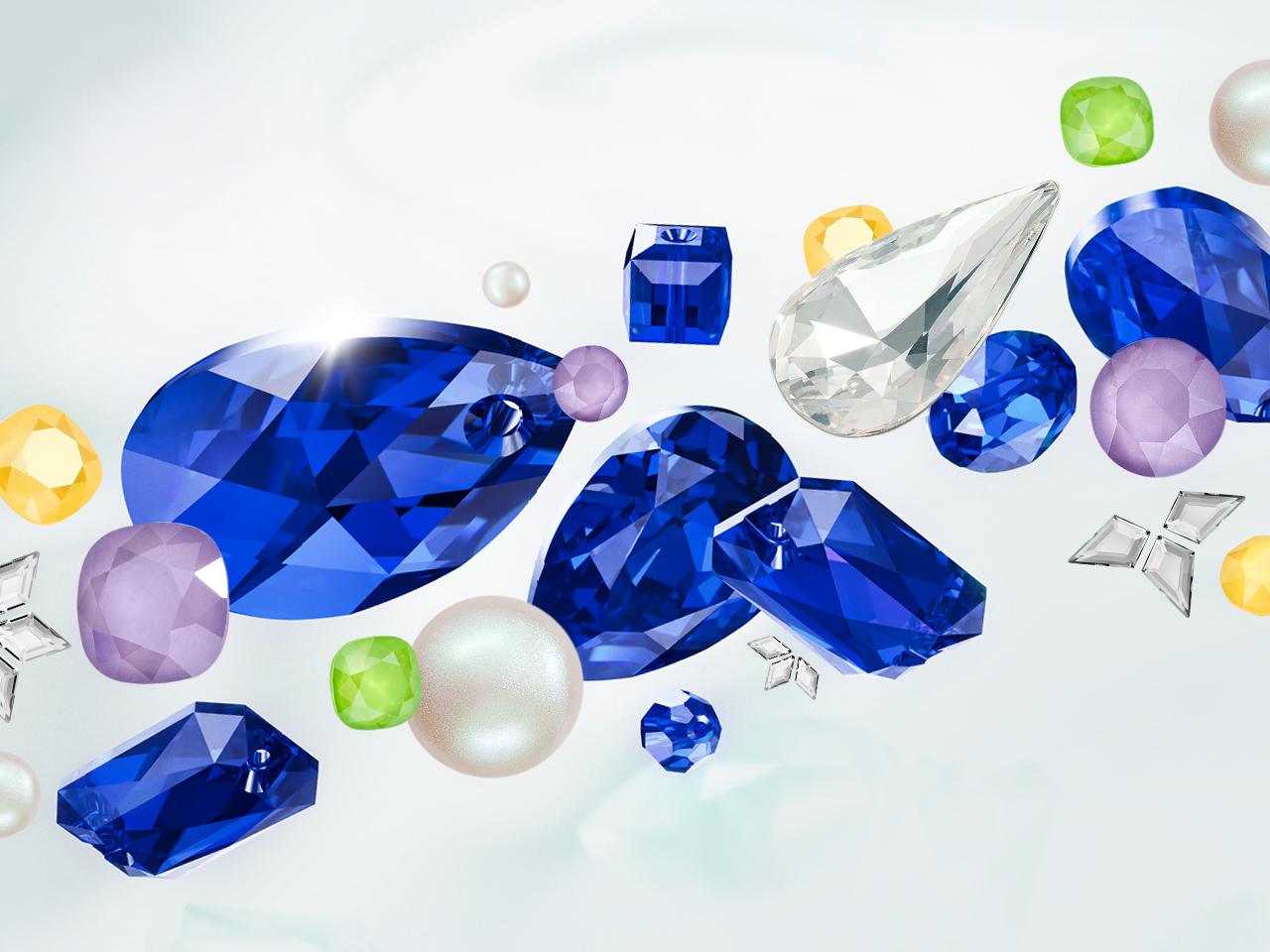 Swarovski Innovations Sprins Summer 2019