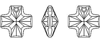Krizek krystal Swarovski 6866
