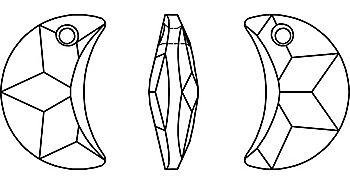 Mesic krystal Swarovski 6722