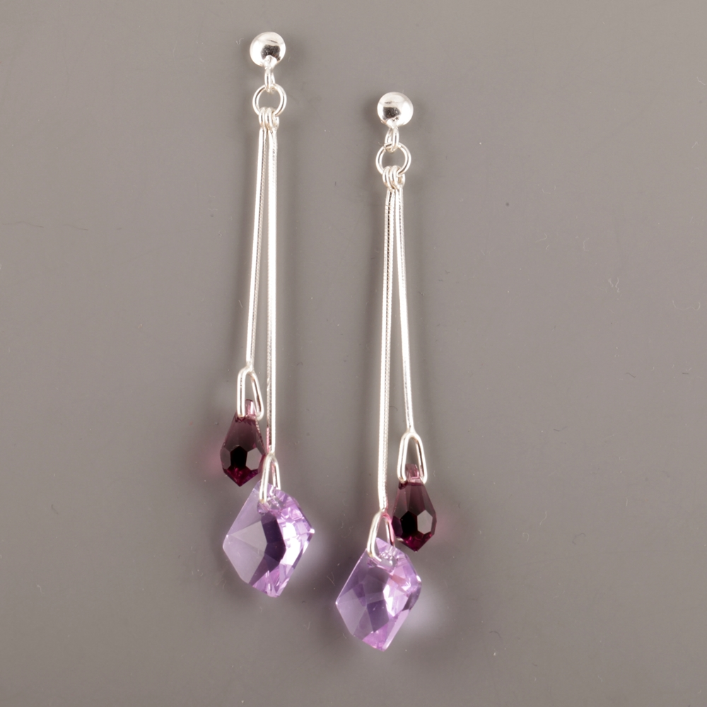 Tear Drop Earrings Swarovski