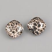 Fancy Stone Swarovski Elements 4470 – Jet Rose Patina – 12mm