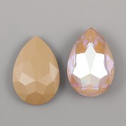 Slza Swarovski Elements 4327 - Ochre DeLite - 30mm