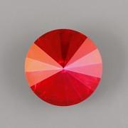 Swarovski Elements Rivoli 1122 – Light Siam Astral Pink – 14mm