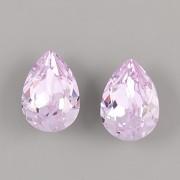 Slzička Swarovski® Crystal 4320 - Violet - 14mm