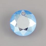 Swarovski Elements přívěsky 6430 Classic Cut – Sapphire Shimmer - 14mm