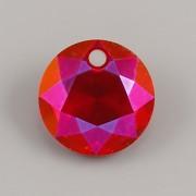 Swarovski Elements přívěsky 6430 Classic Cut – Light Siam Astral Pink - 10mm
