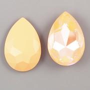 Slza Swarovski Elements 4327 - Peach DeLite - 30mm