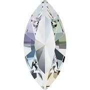 Swarovski NAVETTE 4228 – Crystal AB - 10mm