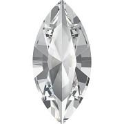 Swarovski NAVETTE 4228 – Crystal - 10mm