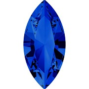 Swarovski NAVETTE 4228 – Majestic Blue - 10mm