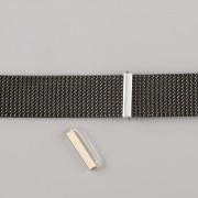 Přívěsek na páskový náramek - STOPPER - růžově zlatý