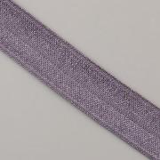 PRUŽENKA - Temně fialová - 15mm