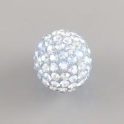 KORÁLEK S KAMÍNKY SWAROVSKI - Light Sapphire Shimmer - 8mm
