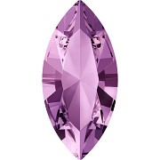 Swarovski NAVETTE 4228 – Light Amethyst - 10mm