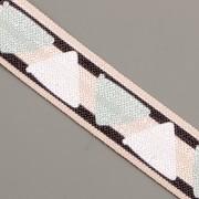 PRUŽENKA - Decentní s trojúhelníky - 15mm