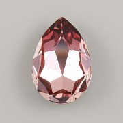 Slza Swarovski Elements 4327 - Antique Pink Foiled - 30mm