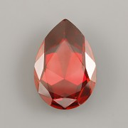 Slza Swarovski Elements 4327 - Red Magma Foiled - 30mm