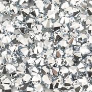 Swarovski Elements korálky XILION 5328 – Sluníčka – Crystal CAL 2X – 6mm
