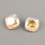 Fancy Stone Swarovski Elements 4470 – Light Topaz Shimmer - 12mm