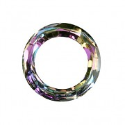 Swarovski Elements 4139 – Cosmic Ring – Vitrail Light – 14mm