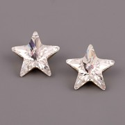 Star Fancy Swarovski Elements 4745 – Crystal F – 10mm