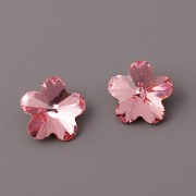 Flower Fancy Swarovski Elements 4744 – Light Rose F – 10mm