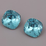 Fancy Stone Swarovski Elements 4470 – Indicolite Foiled – 12mm