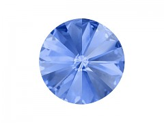 Swarovski Elements Rivoli 1122 – Light Sapphire Foiled – 10mm
