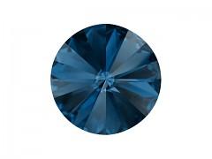 Swarovski Elements Rivoli 1122 – Montana Foiled – 10mm