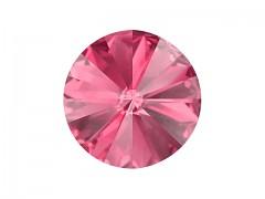 Swarovski Elements Rivoli 1122 – Rose Foiled – 10mm