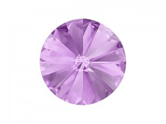 Swarovski Elements Rivoli 1122 – Violet Foiled – 10mm