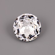 Round Stone Swarovski Elements 1318 – Flower Cut – Crystal CAL – 30mm