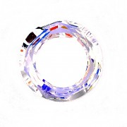 Swarovski Elements 4139 – Cosmic Ring – Crystal AB – 20mm