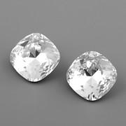 Fancy Stone Swarovski Elements 4470 – Crystal Foiled – 12mm