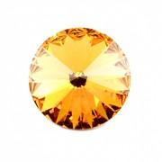 Swarovski Elements Rivoli 1122 – Sunflower Foiled – 10mm