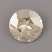Round Stone Swarovski Elements 1201 – Silver Shade Foiled – 27mm