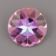 Round Stone Swarovski Elements 1201 – Vitrail Light Foiled – 27mm