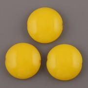 Lentilka žlutá - 21mm
