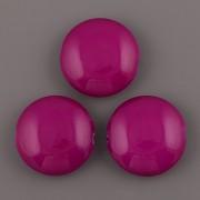 Lentilka fialová - 21mm