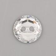 Knoflík Swarovski Elements 3014 – Crystal M-Foiled – 12mm