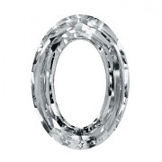 Swarovski Elements 4137 – Cosmic OVAL – Crystal CAL – 33mm