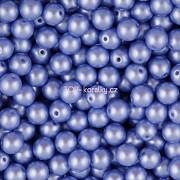 Nano Perličky - 100ks - 4mm - barva 1425015 - modré